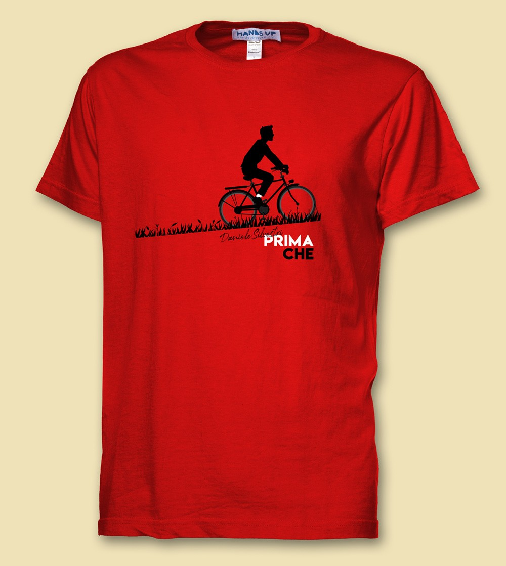 T-shirt PRIMA CHE Red