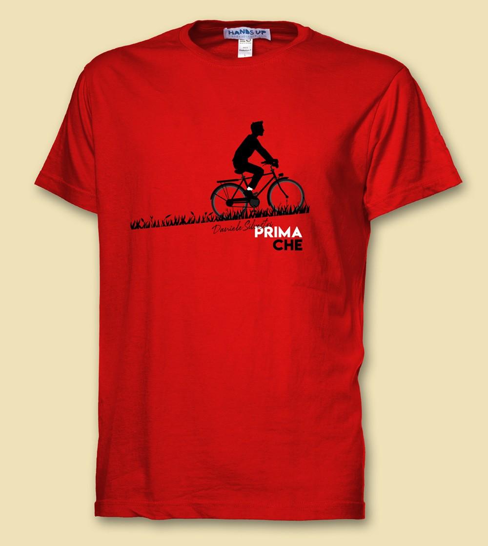 T-shirt PRIMA CHE Red