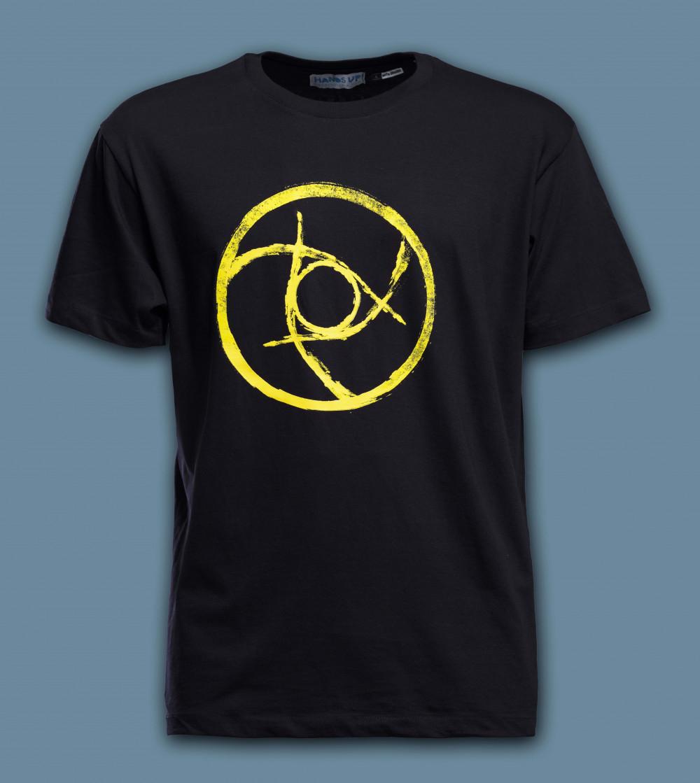 T-shirt EXUVIA Black