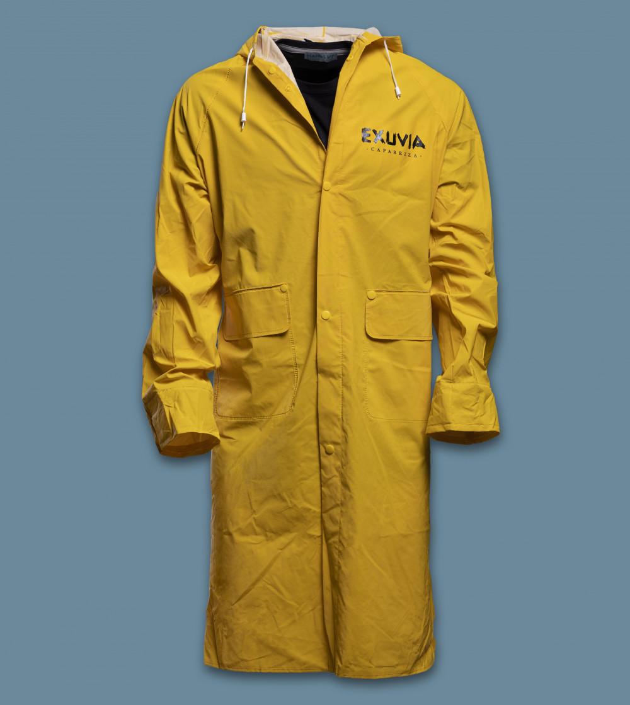 Impermeabile EXUVIA Yellow