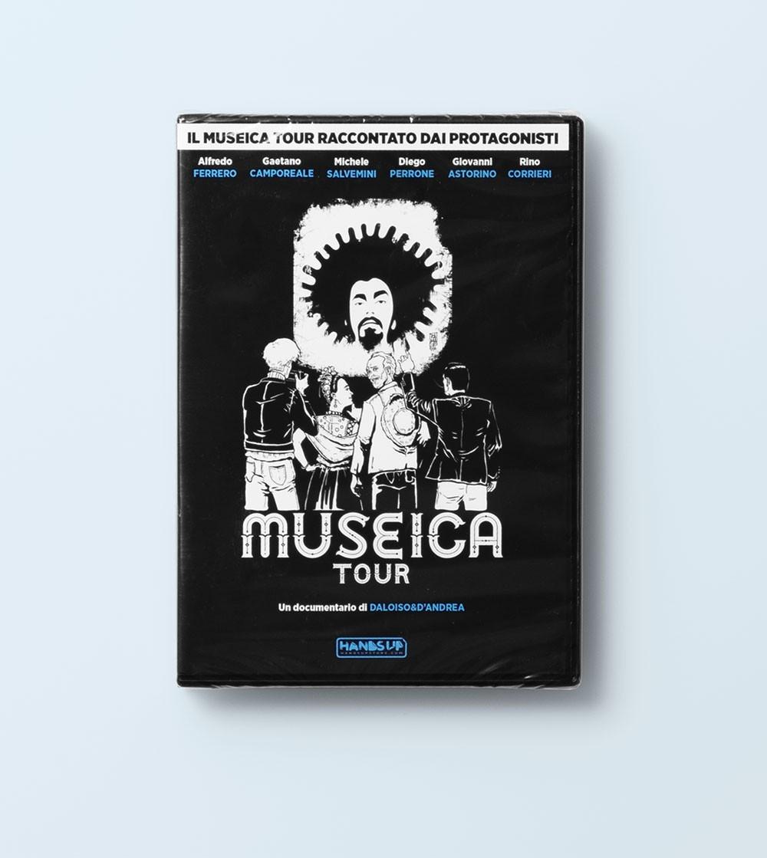 Dvd MUSEICA TOUR -...
